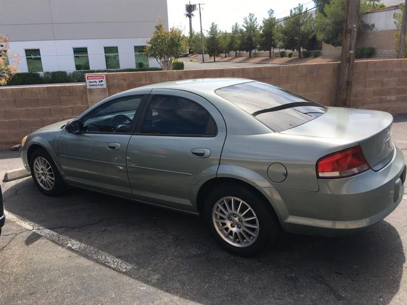 2006 Chrysler Sebring Touring Sedan