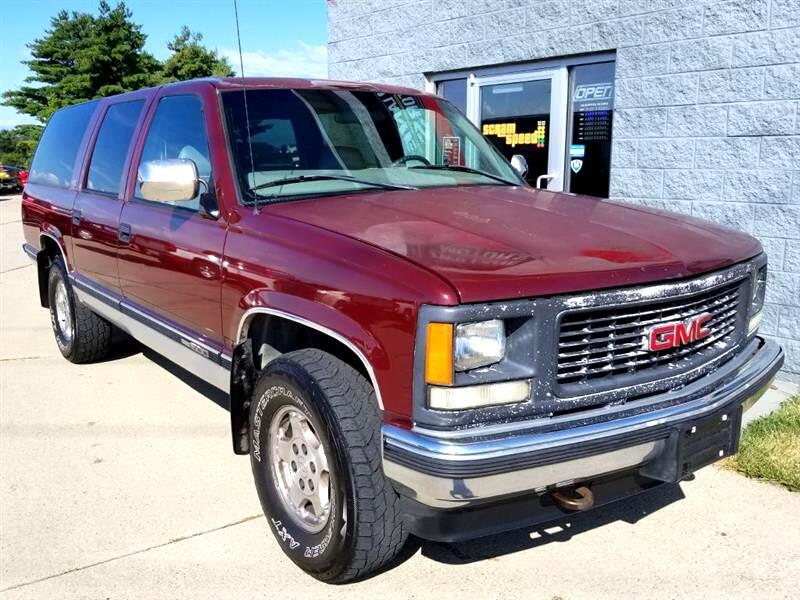 1998 GMC Suburban K1500