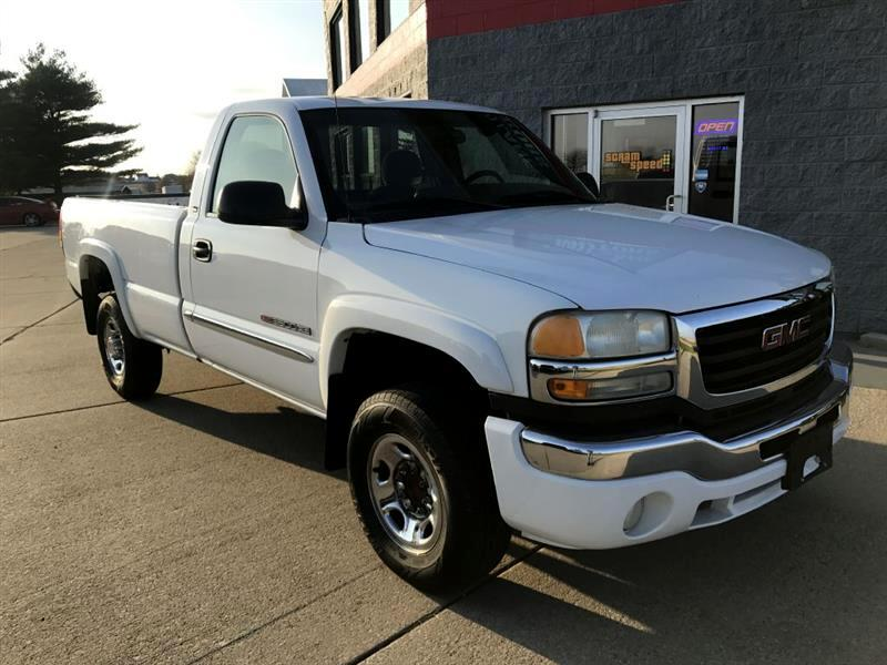 2006 GMC Sierra 2500HD 2500 HEAVY DUTY