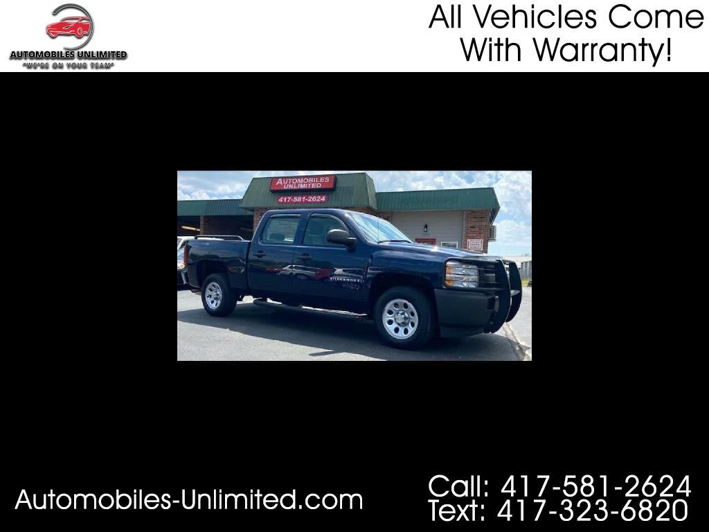 Chevrolet Silverado 1500 LS Crew Cab 2WD 2009