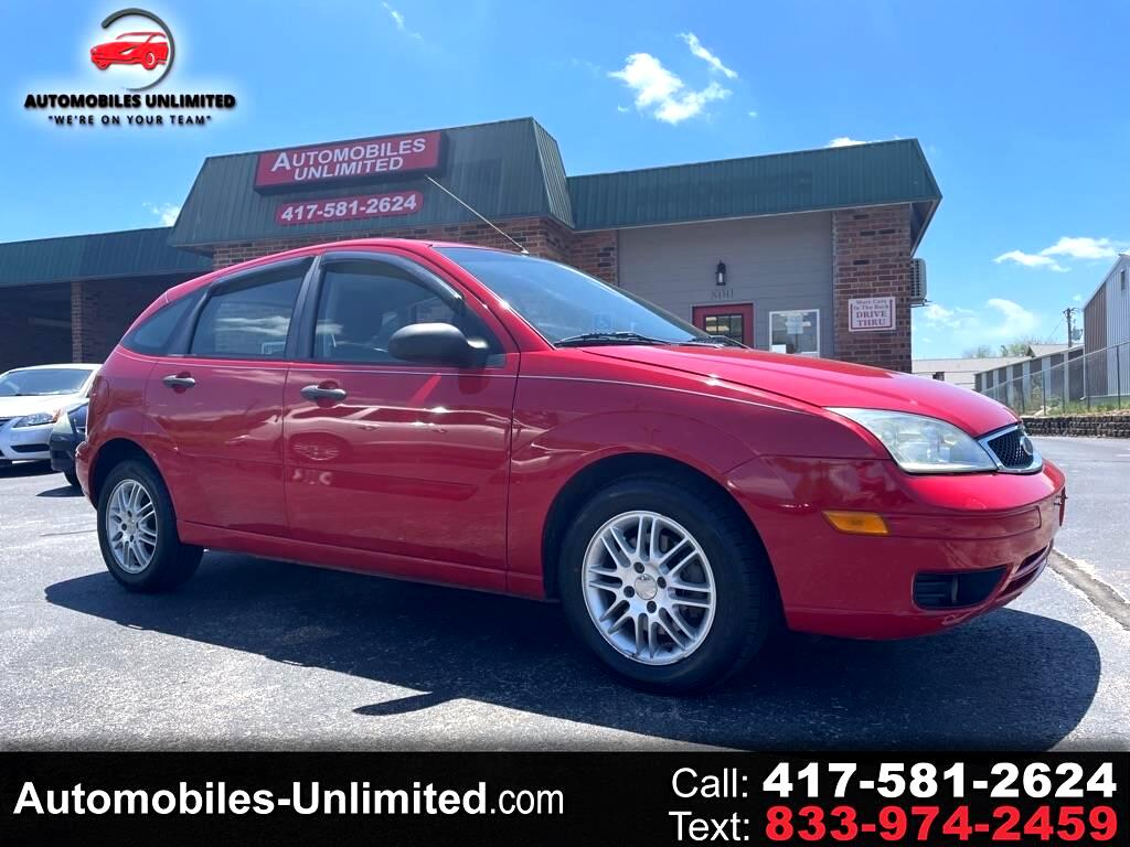 Ford Focus ZX5 S 2007