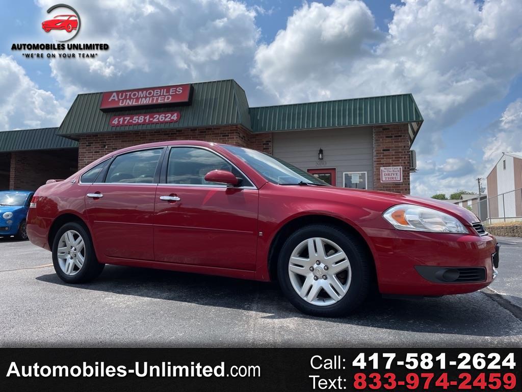 Chevrolet Impala LTZ 2007