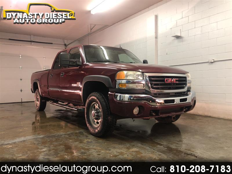 2003 GMC Sierra 2500HD Crew Cab Long Bed 4WD