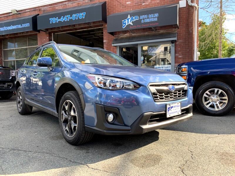 2019 Subaru Crosstrek 2.0i Premium CVT