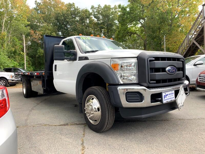 Ford F-550 Regular Cab 4WD DRW 2015