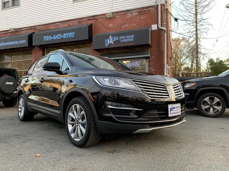 Lincoln MKC Select AWD 2017