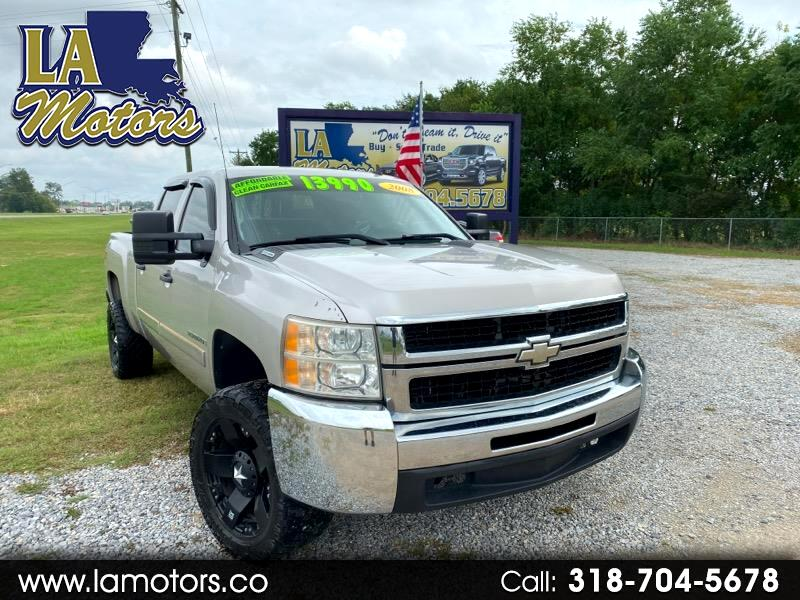2008 Chevrolet Silverado 2500HD LT1 Crew Cab Long Box 4WD