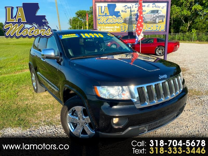 Jeep Grand Cherokee Limited 2WD 2013