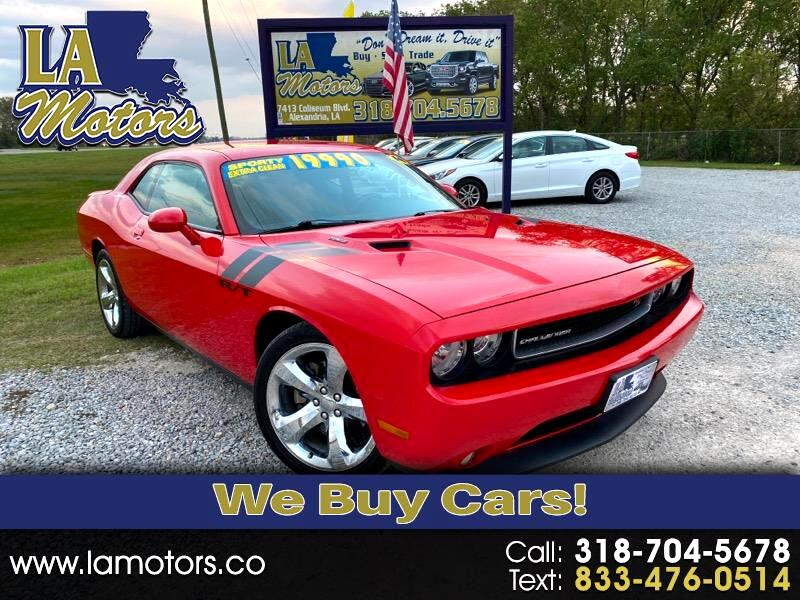 Dodge Challenger R/T Coupe 2014