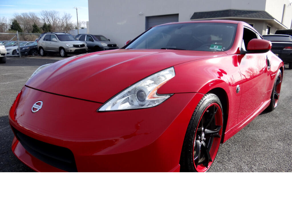 2011 Nissan Z 370Z Coupe NISMO Tech 6MT