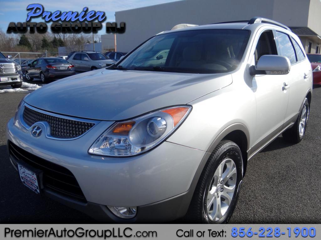 2011 Hyundai Veracruz Limited AWD