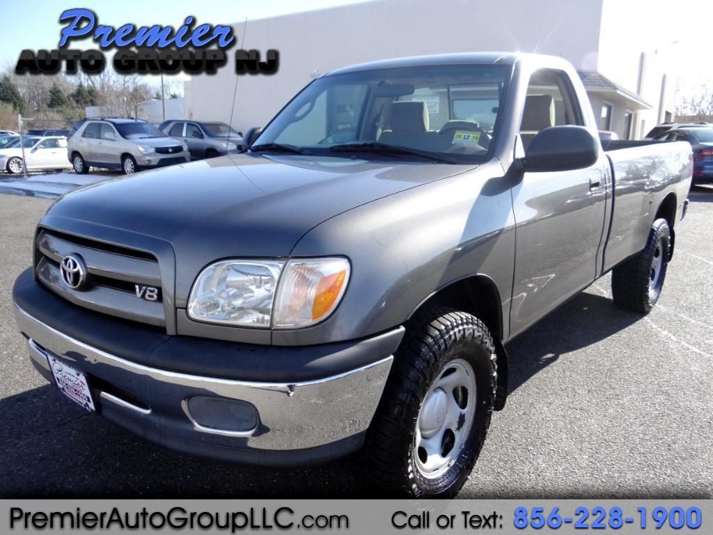 2005 Toyota Tundra 4WD