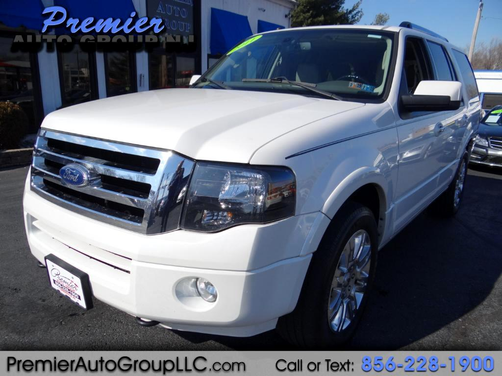 2011 Ford Expedition Limited 4WD