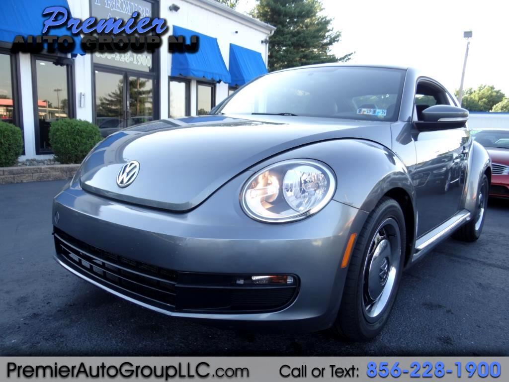 2012 Volkswagen Beetle 2dr Cpe Auto 2.5L w/Sun PZEV