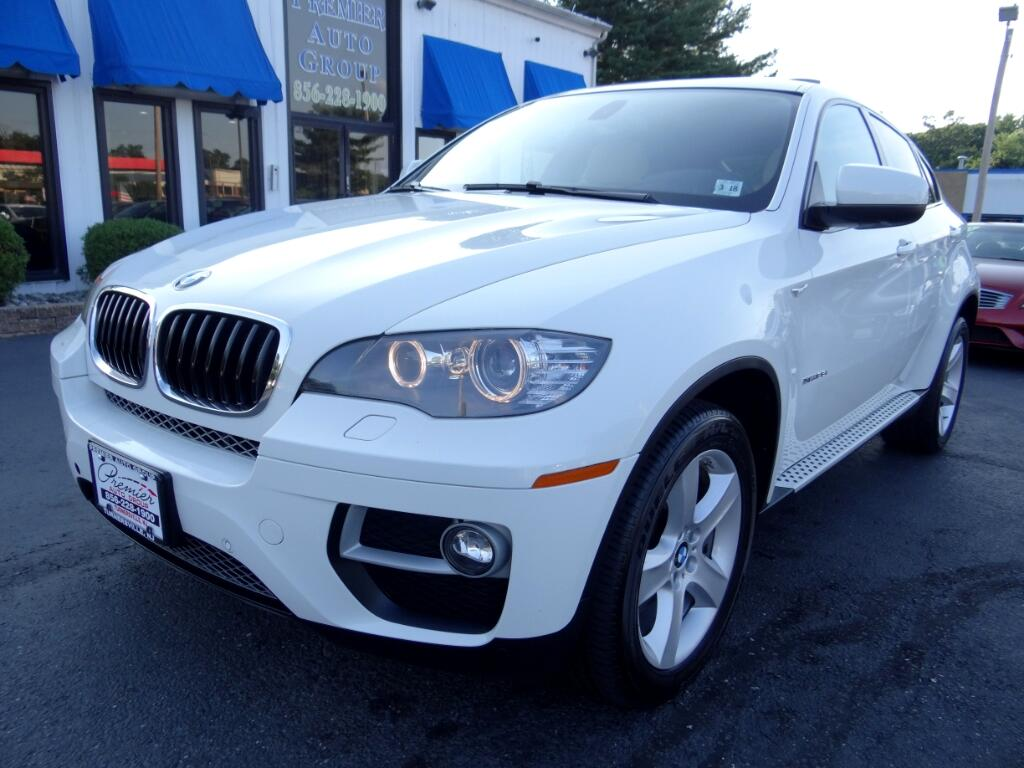 2013 BMW X6 AWD 4dr xDrive35i