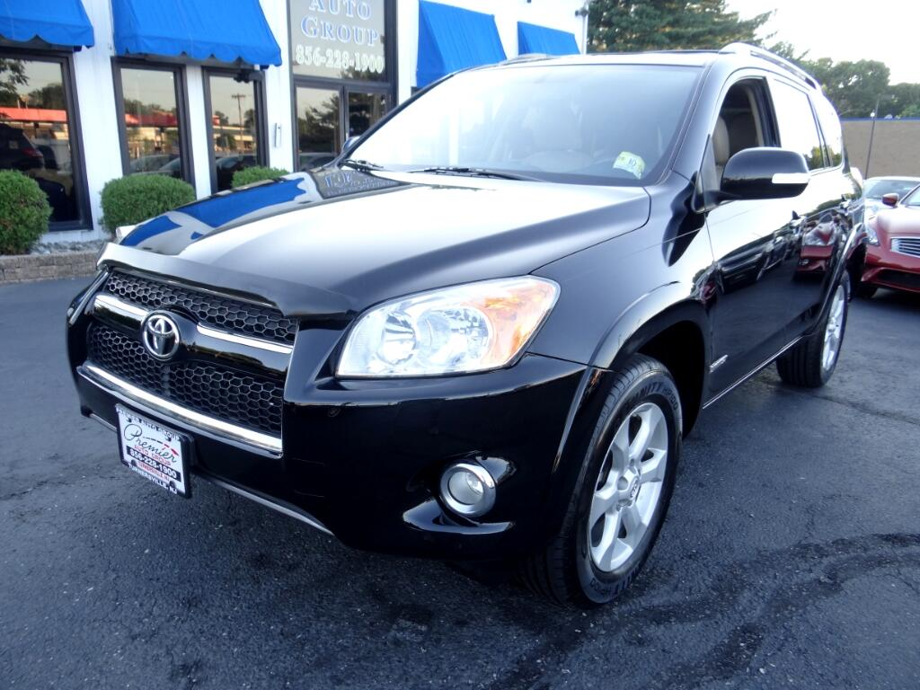 2011 Toyota RAV4 4WD 4dr 4-cyl 4-Spd AT Ltd (Natl)