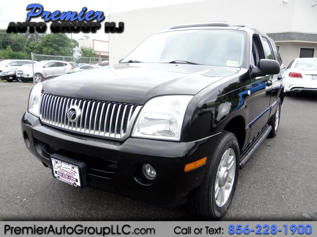 "2005 Mercury Mountaineer 4dr 114"" WB Convenience w/4.6L AWD"
