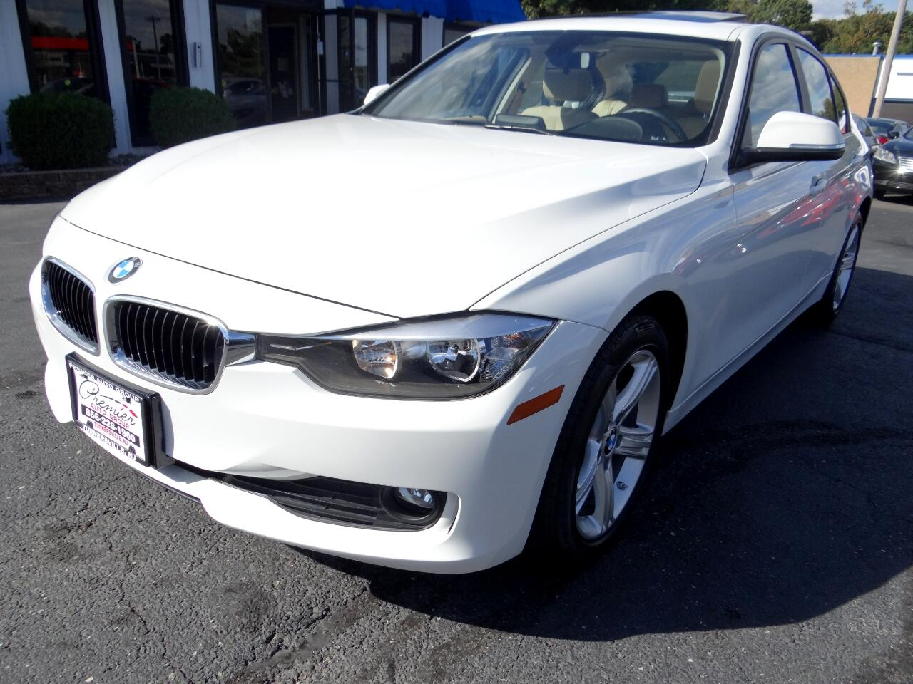 2015 BMW 3 Series 4dr Sdn 320i xDrive AWD South Africa