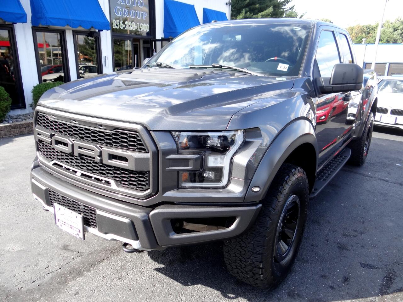 2017 Ford F-150 Raptor 4WD SuperCab 5.5' Box
