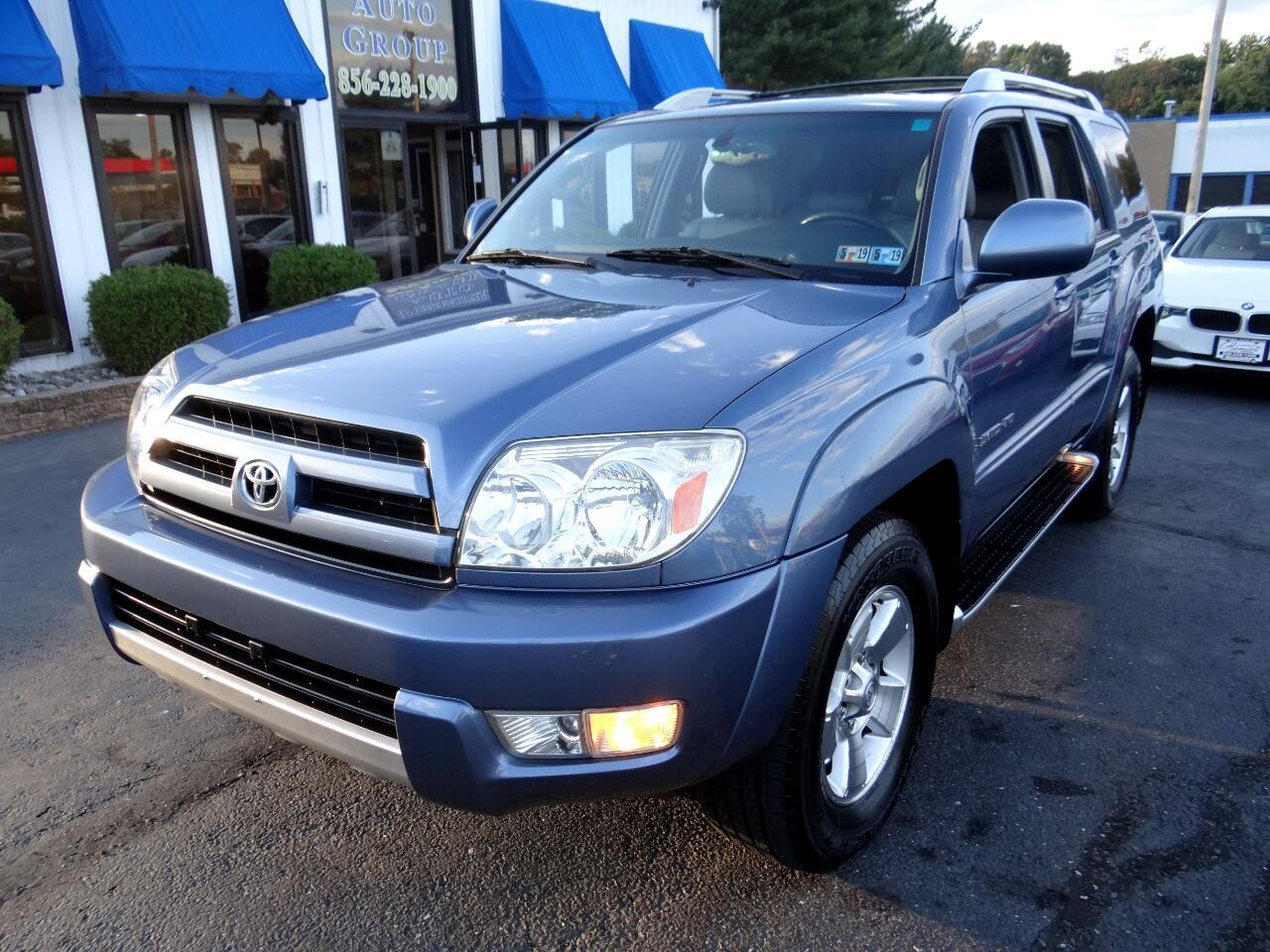 2004 Toyota 4Runner 4dr Limited V6 Auto 4WD (Natl)