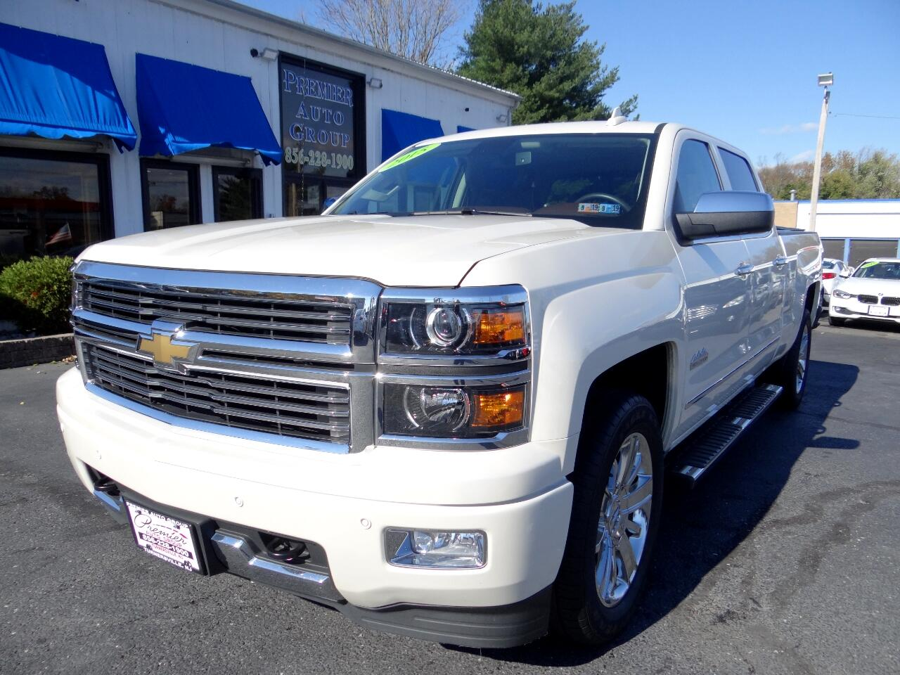"2015 Chevrolet Silverado 1500 4WD Crew Cab 153.0"" High Country"