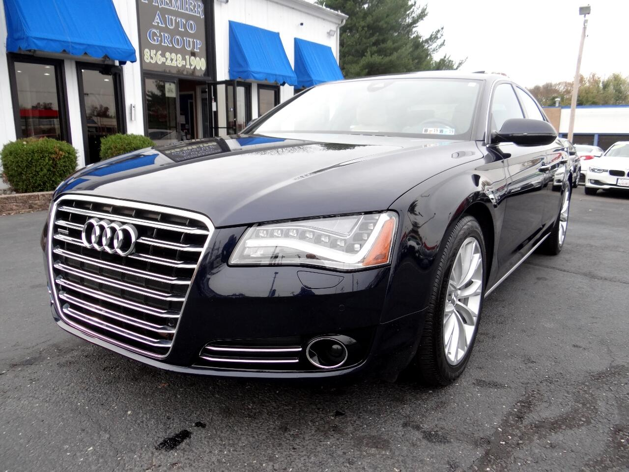 2012 Audi A8 4DR SDN AWD
