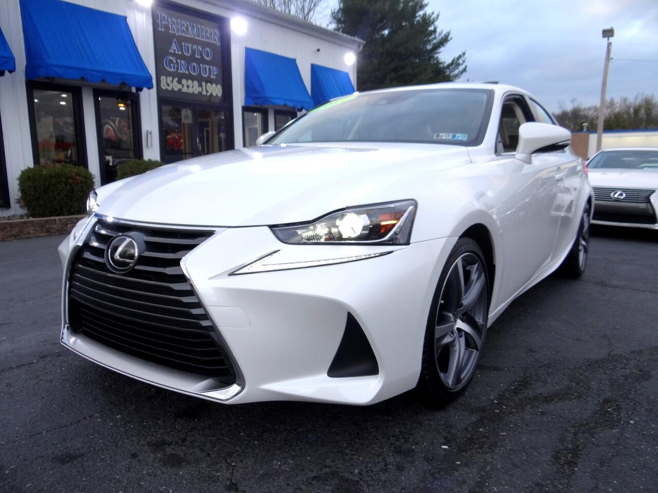 2017 Lexus IS IS 300 AWD