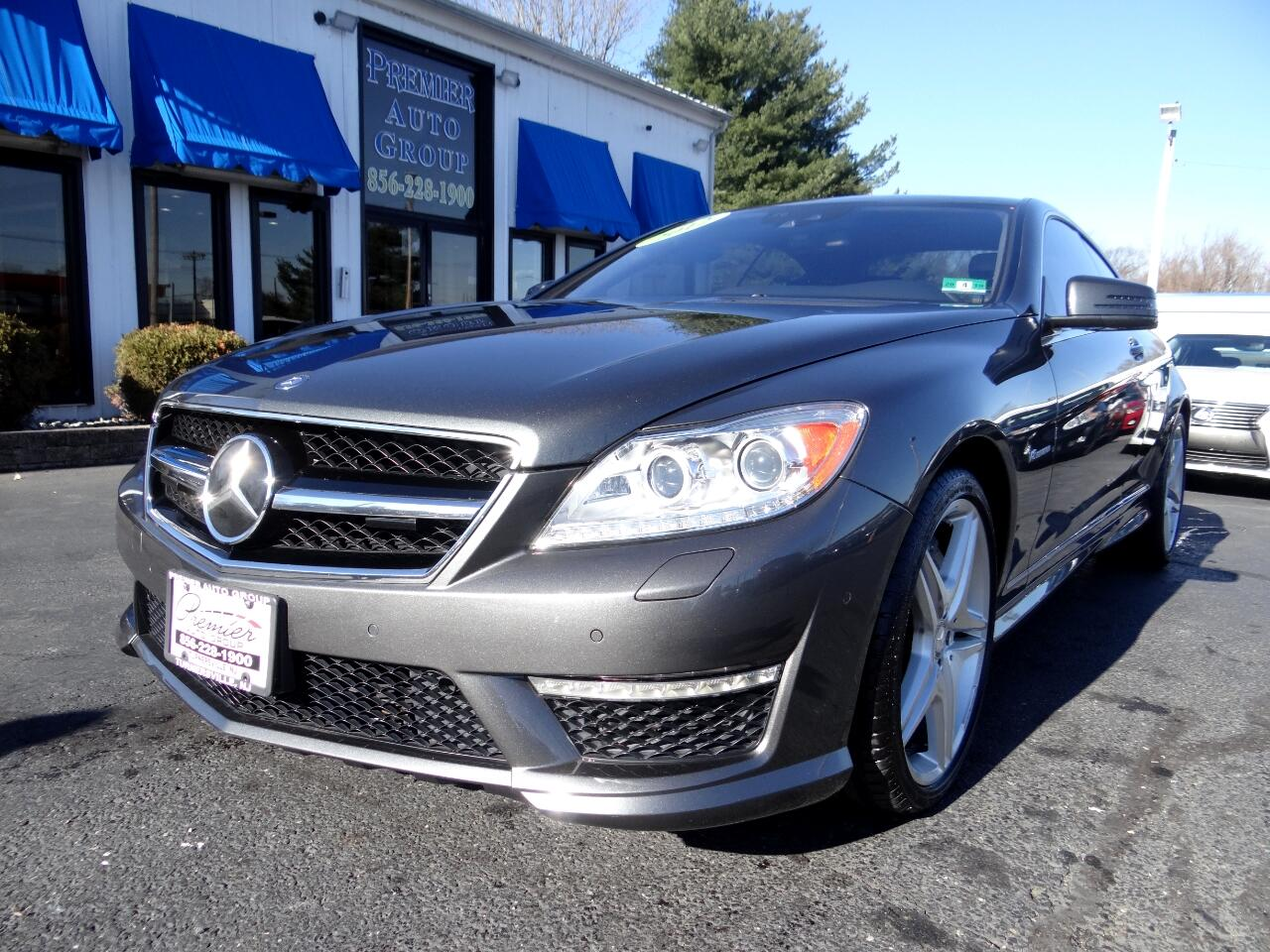 2012 Mercedes-Benz CL-Class 2dr Cpe CL 63 AMG RWD