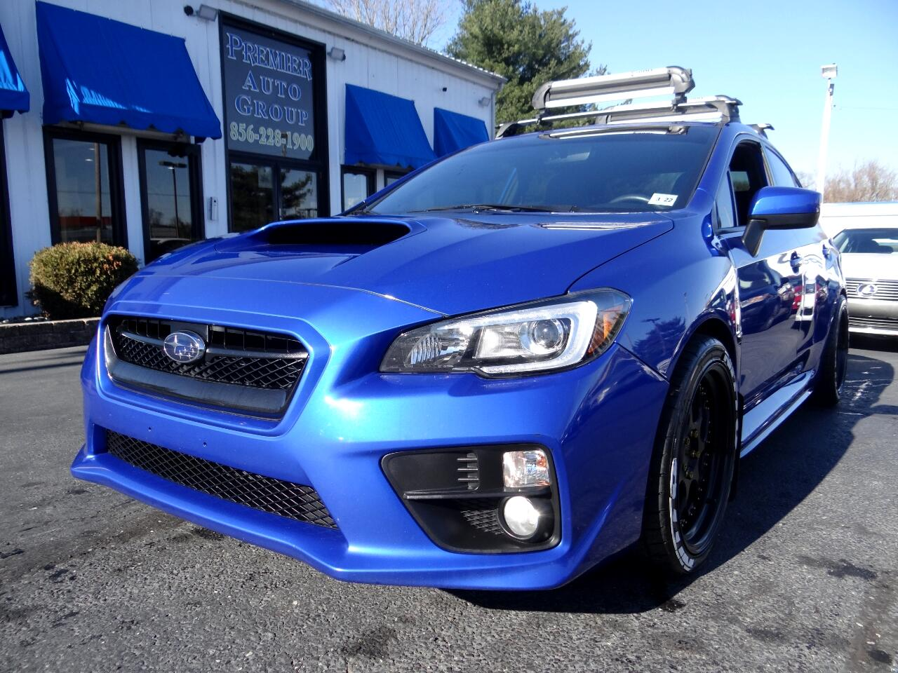 2017 Subaru WRX Limited Manual