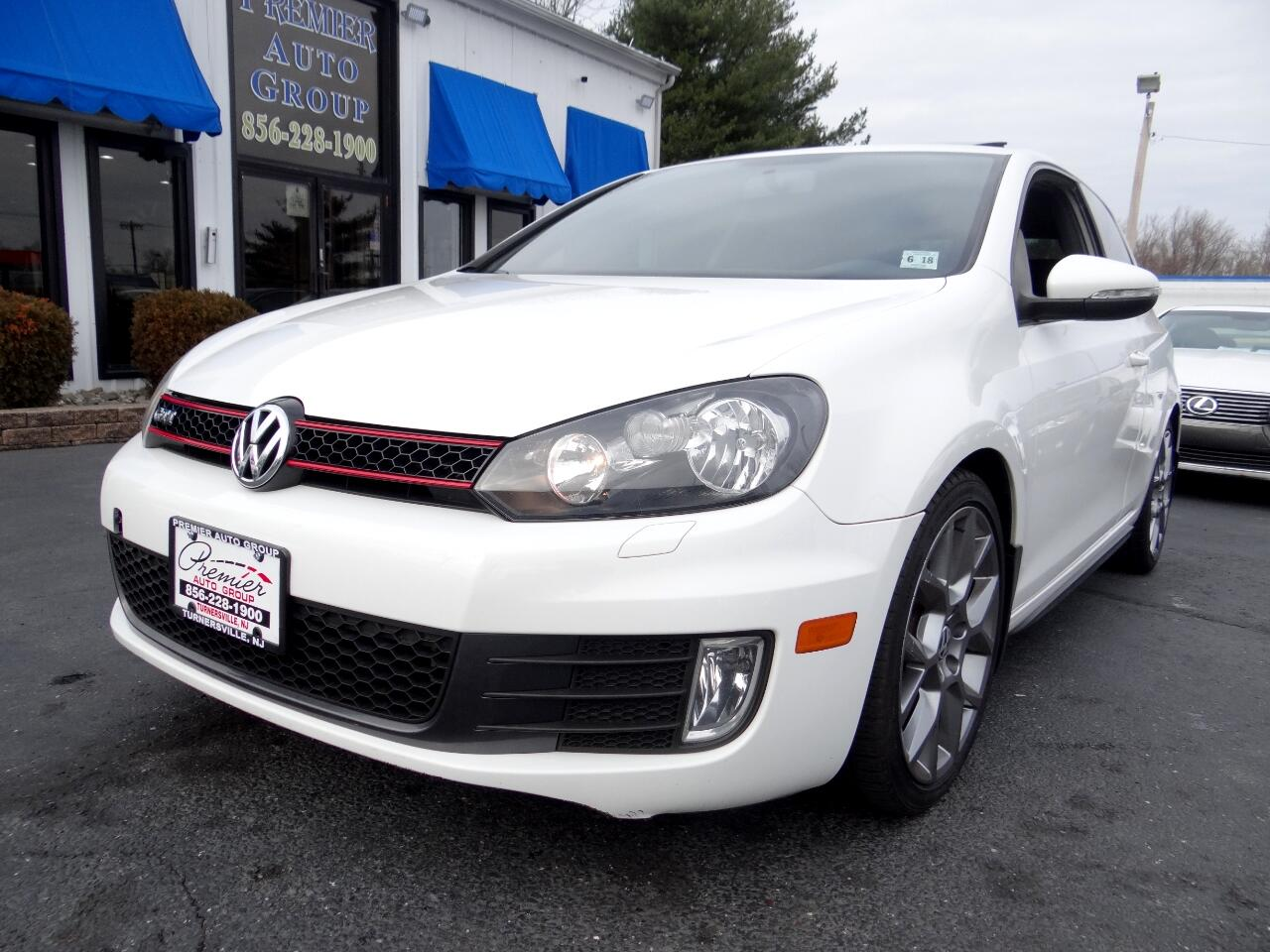 2013 Volkswagen New GTI 2.0T Coupe