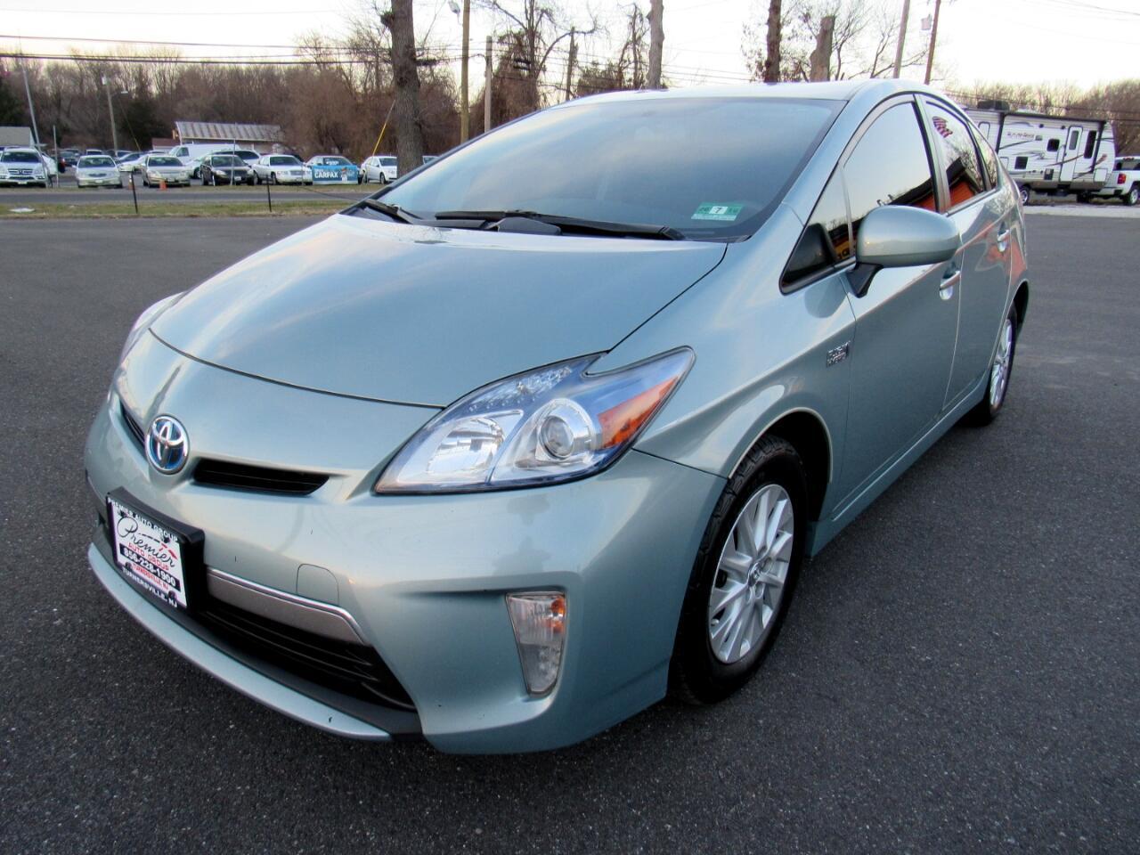 2012 Toyota Prius Plug-In 5dr HB (Natl)