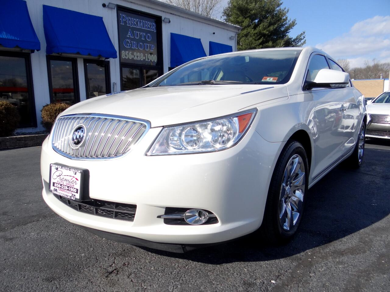 2011 Buick LaCrosse 4dr Sdn CXS