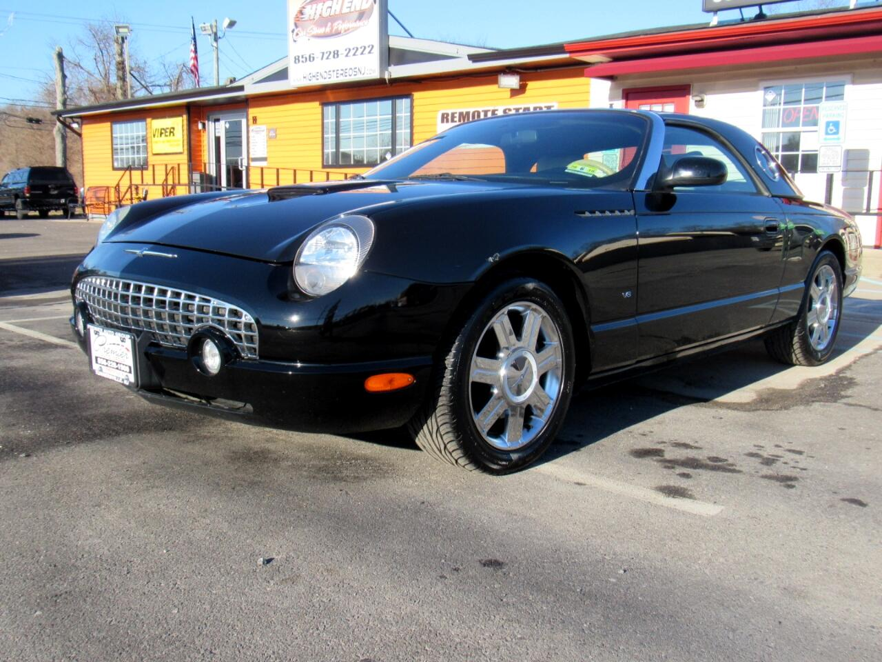 2004 Ford Thunderbird 2dr Convertible Premium