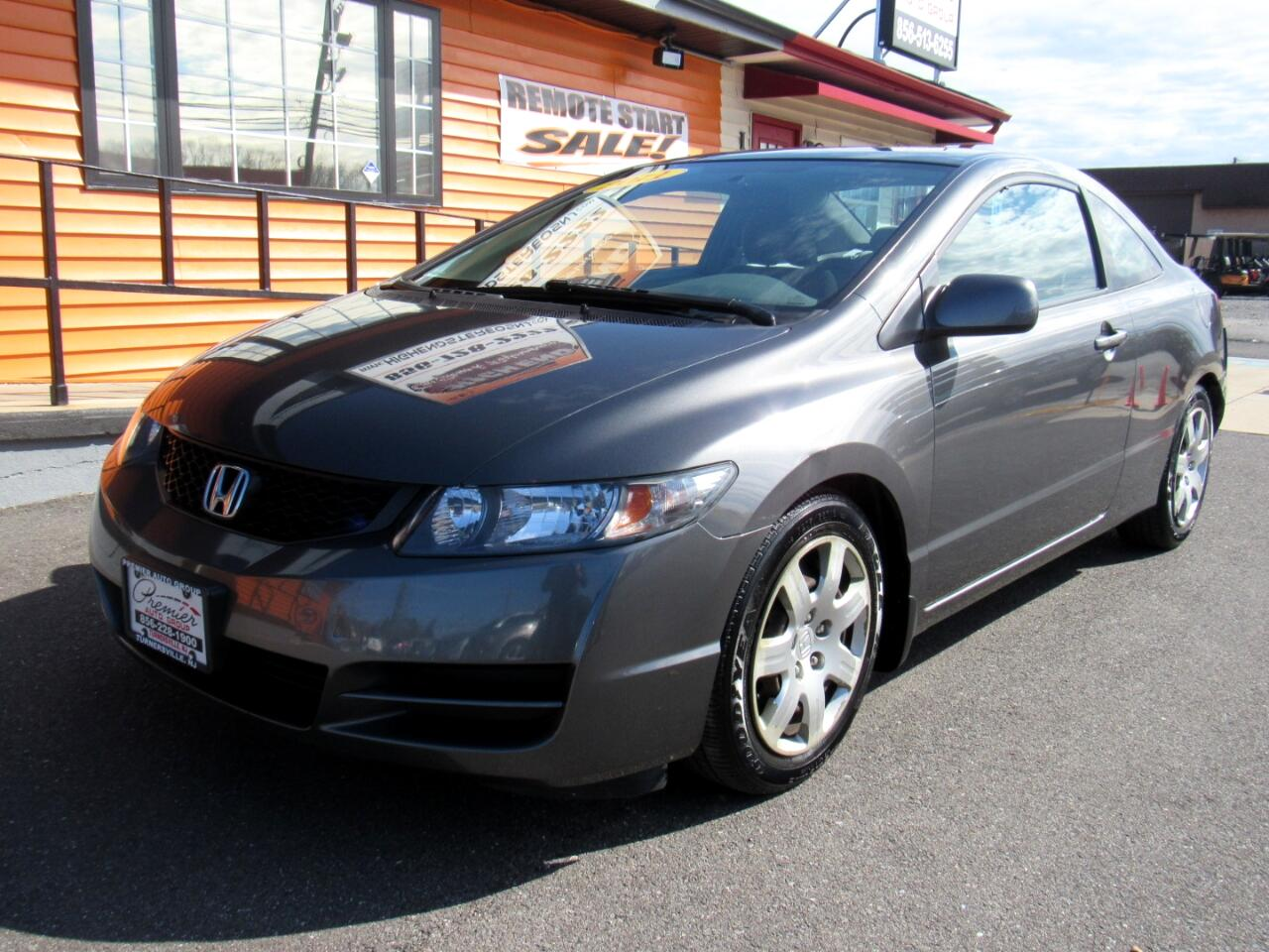 Used 2011 Honda Civic Cpe 2dr Auto LX for Sale in ...