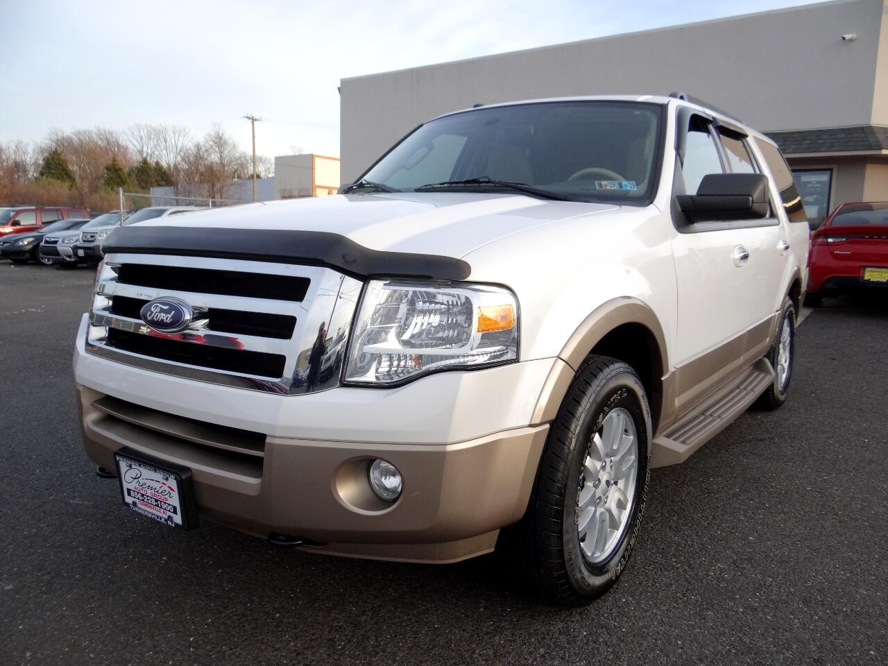 2014 Ford Expedition 4WD 4dr XLT