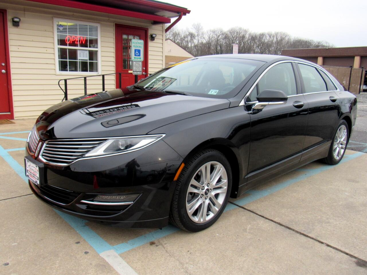 2014 Lincoln MKZ 4dr Sdn FWD