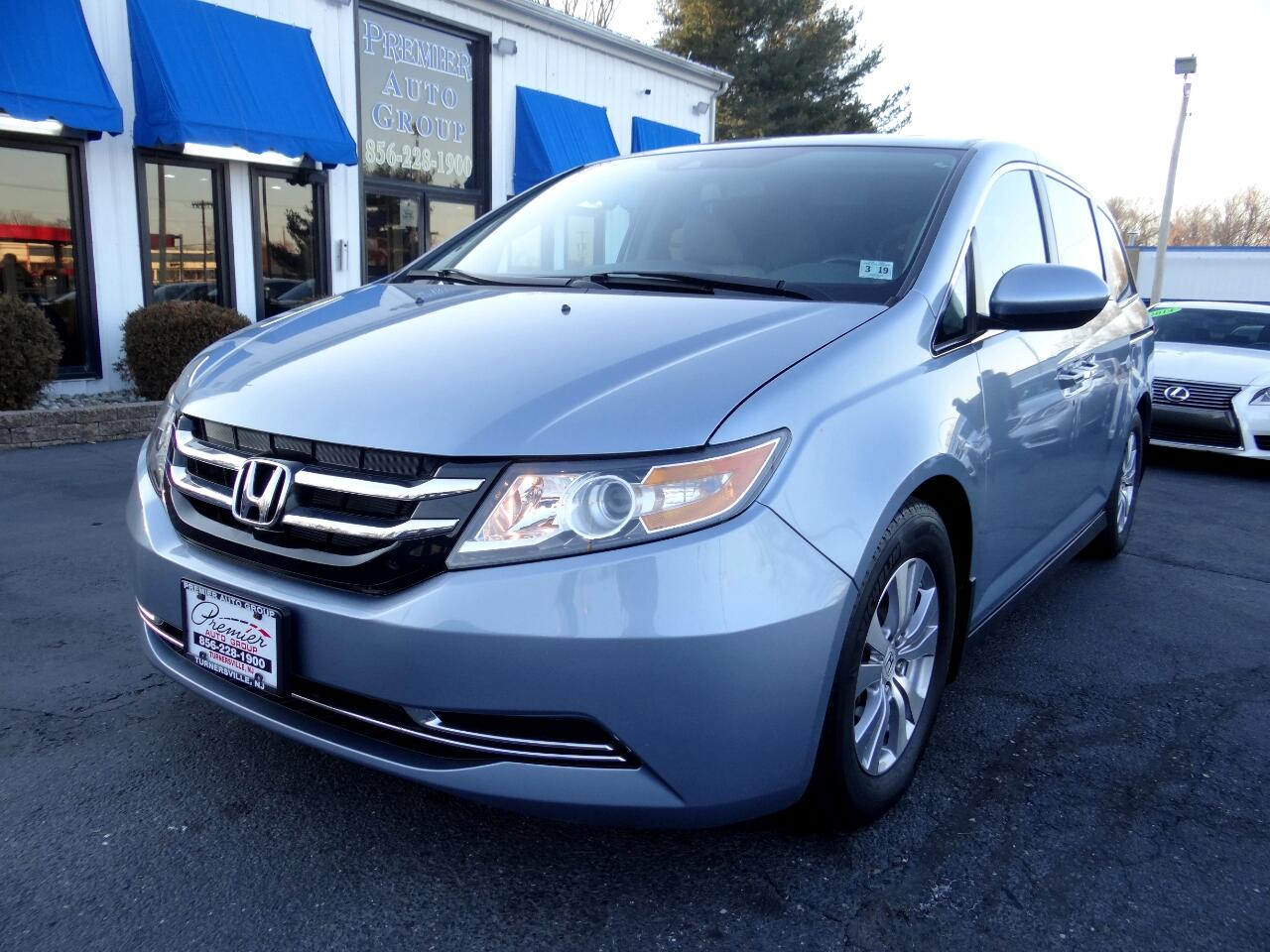 2014 Honda Odyssey 5DR EX-L WITH DVD