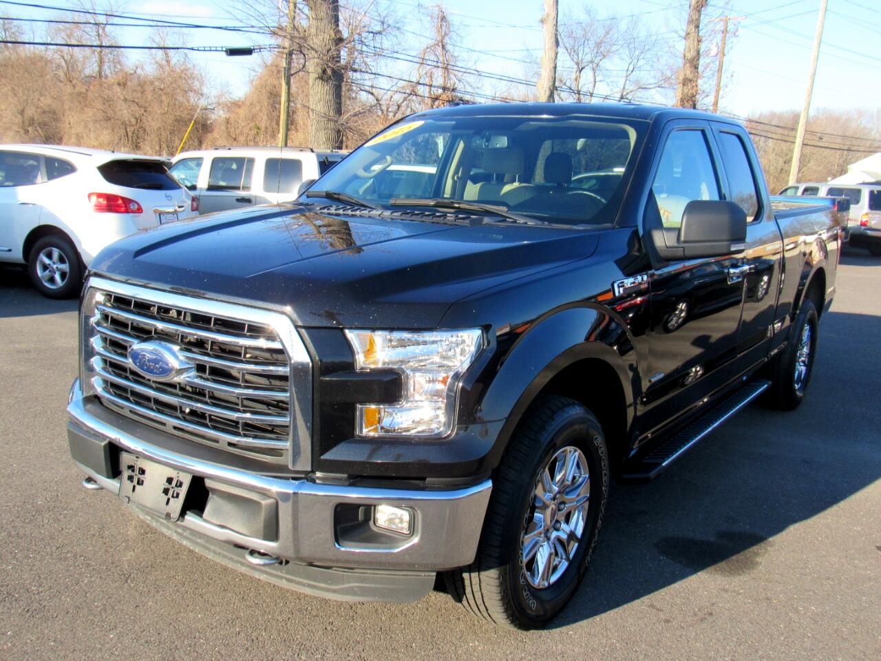 2015 Ford F-150 XLT SuperCab Long Box 4WD