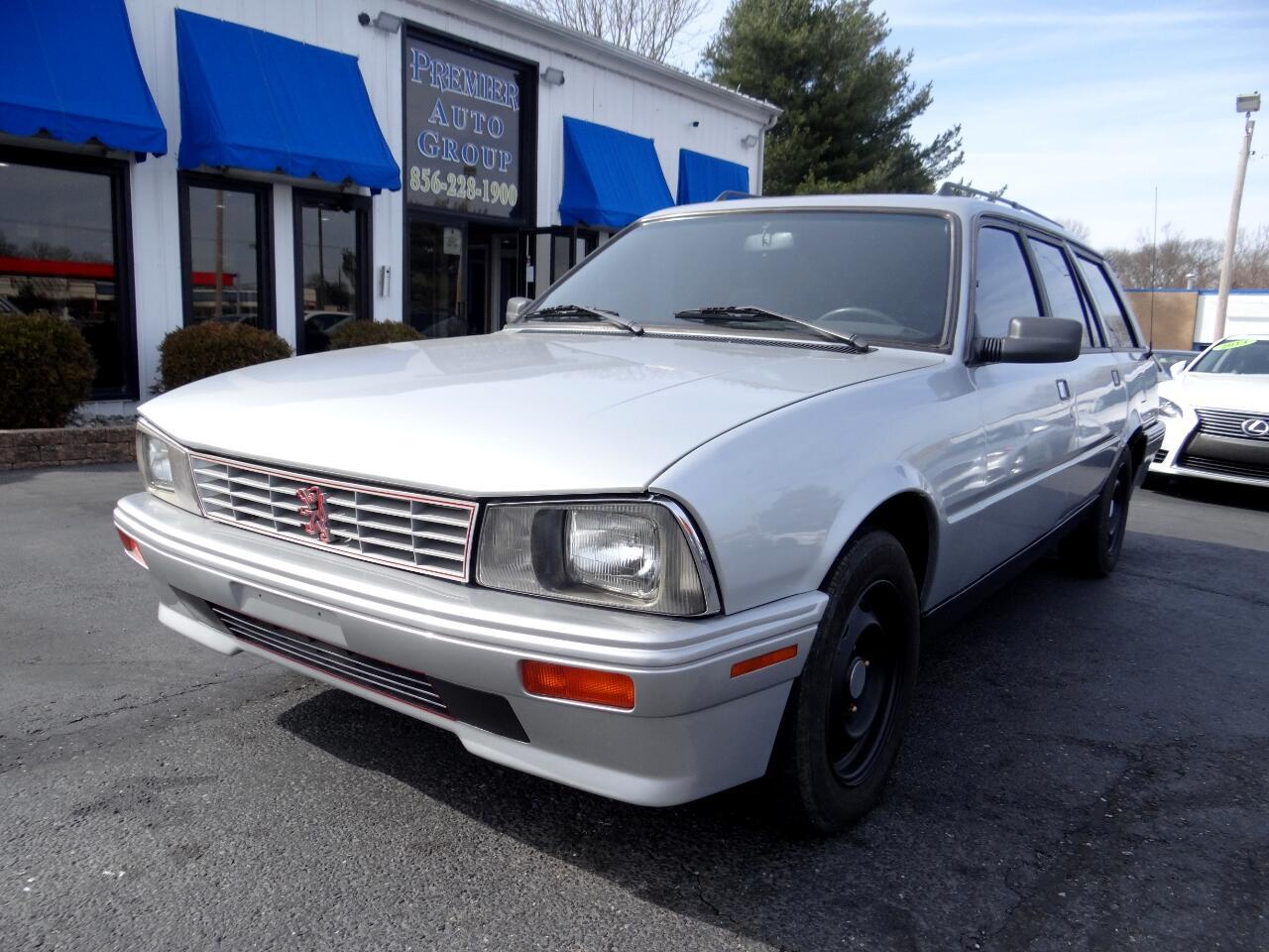 1989 Peugeot 505 4dr Wagon DL