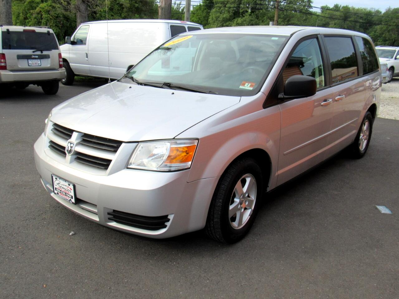 Toyota Turnersville Nj >> Used 2009 Dodge Grand Caravan 4dr Wgn SE for Sale in Turnersville NJ 08012 Premier Auto Group