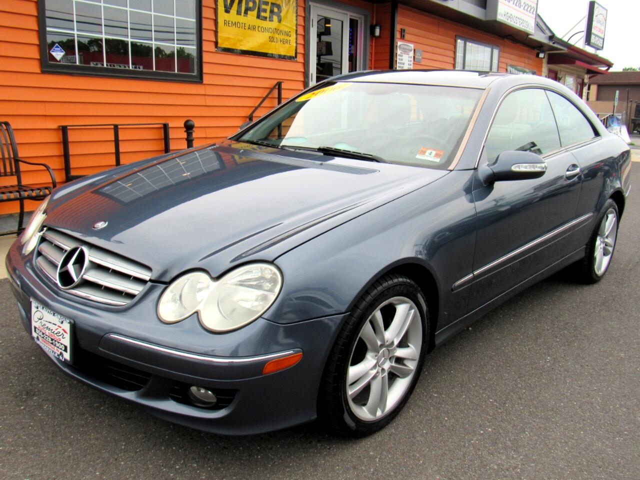 2006 Mercedes-Benz CLK-Class 2dr Coupe 3.5L