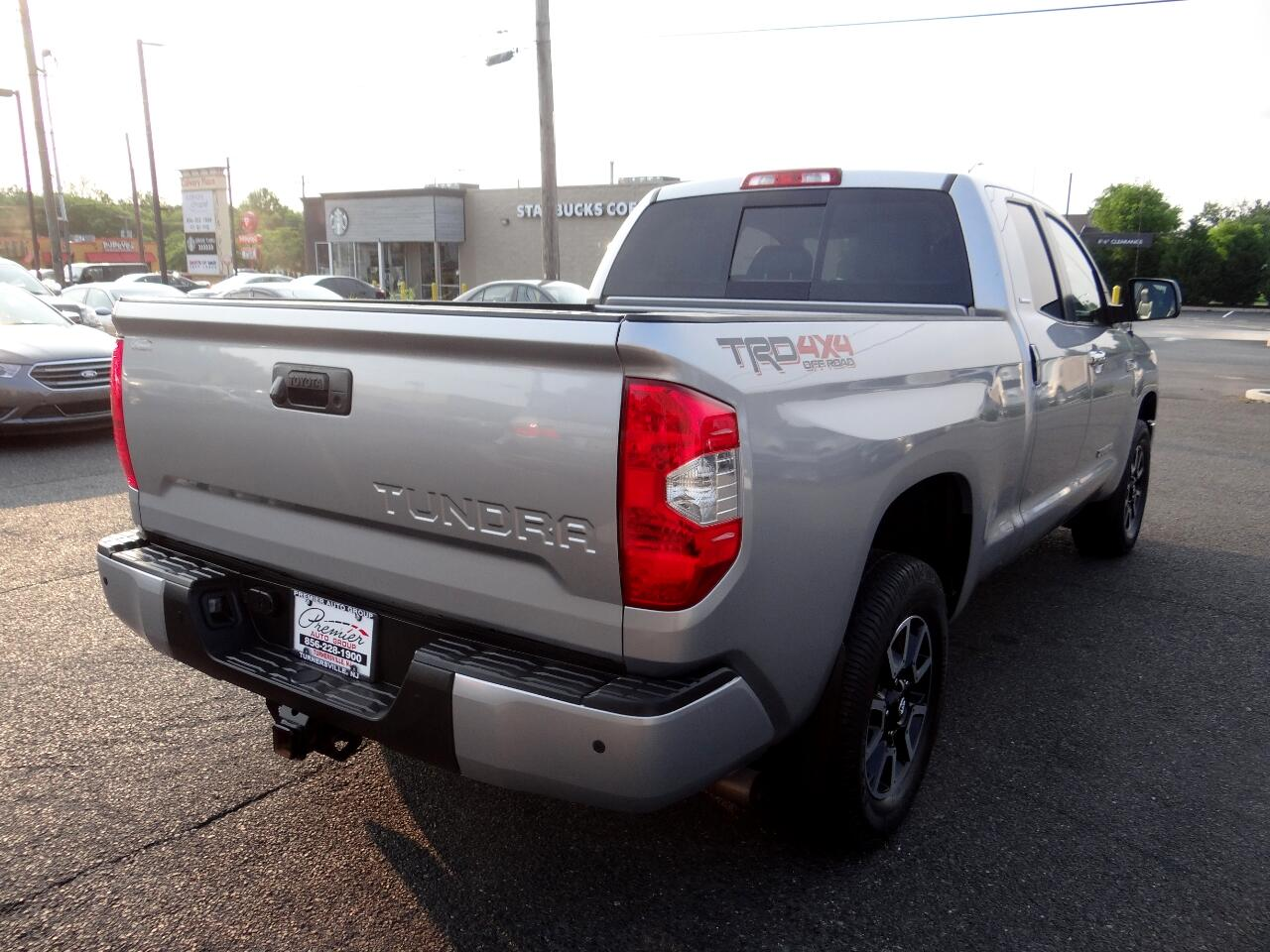 2016 Toyota Tundra 4WD Truck Double Cab 5.7L V8 6-Spd AT LTD (Natl)