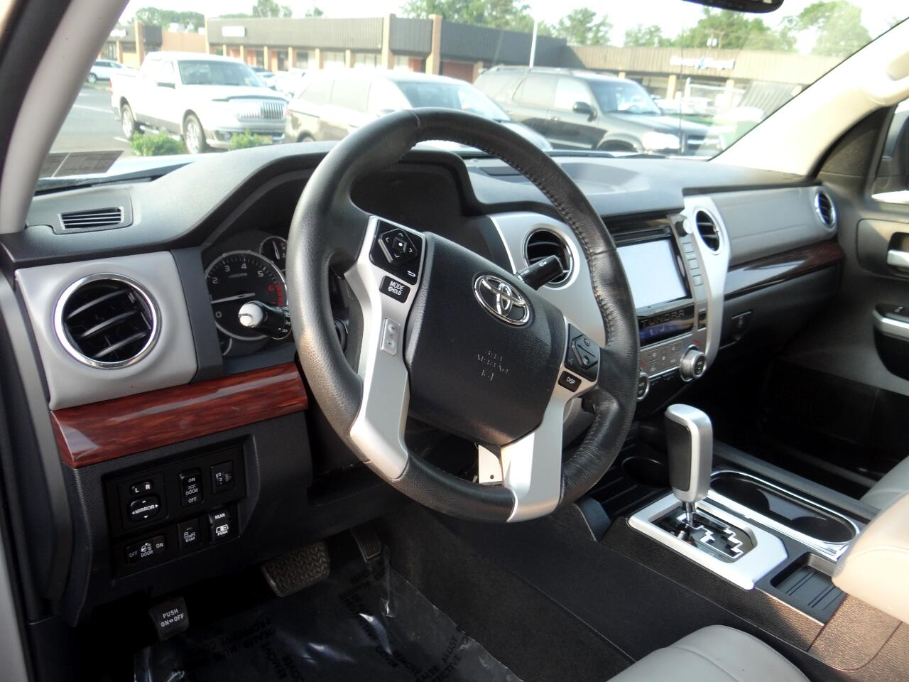 2016 Toyota Tundra 4WD Truck Double Cab 5.7L V8 6-Spd AT LTD (Natl)