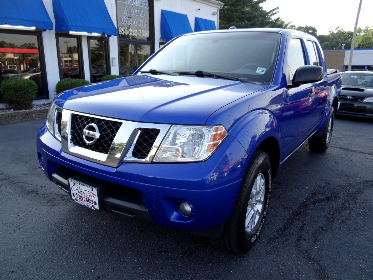 2015 Nissan Frontier 2WD SV CREW CAB V6 AUTO