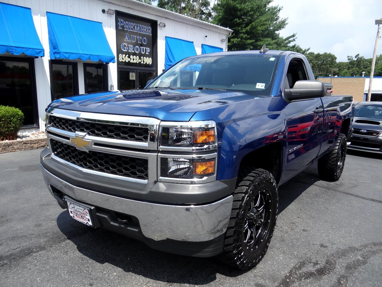 2015 Chevrolet Silverado 1500 2LT Regular Cab Long Box 4WD