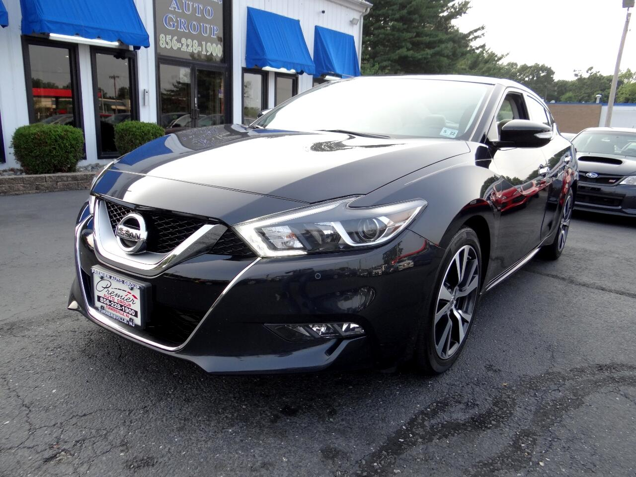 Nissan Maxima SV 3.5L *Ltd Avail* 2017