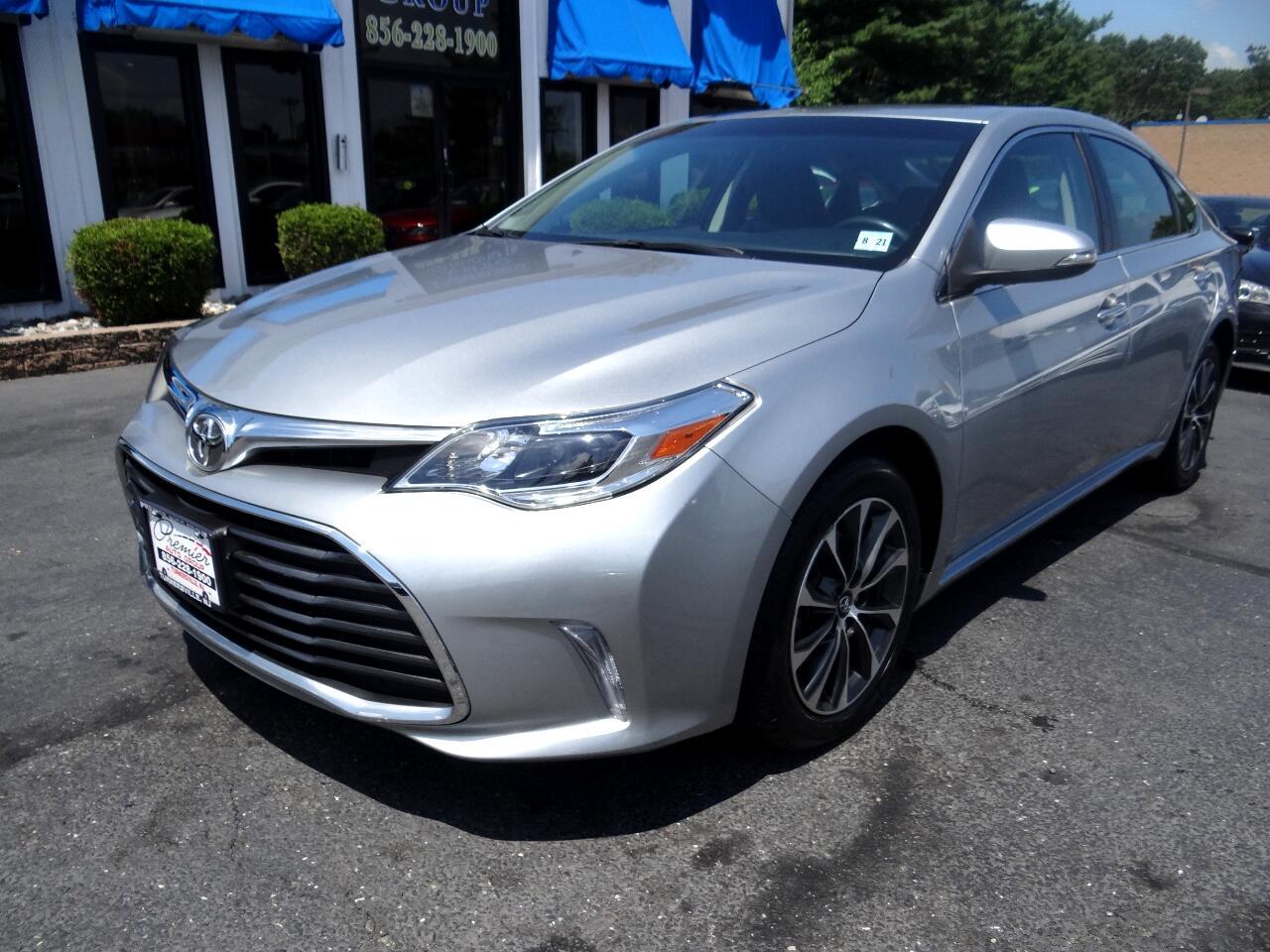 Toyota Avalon 4dr Sdn XLE (Natl) 2016