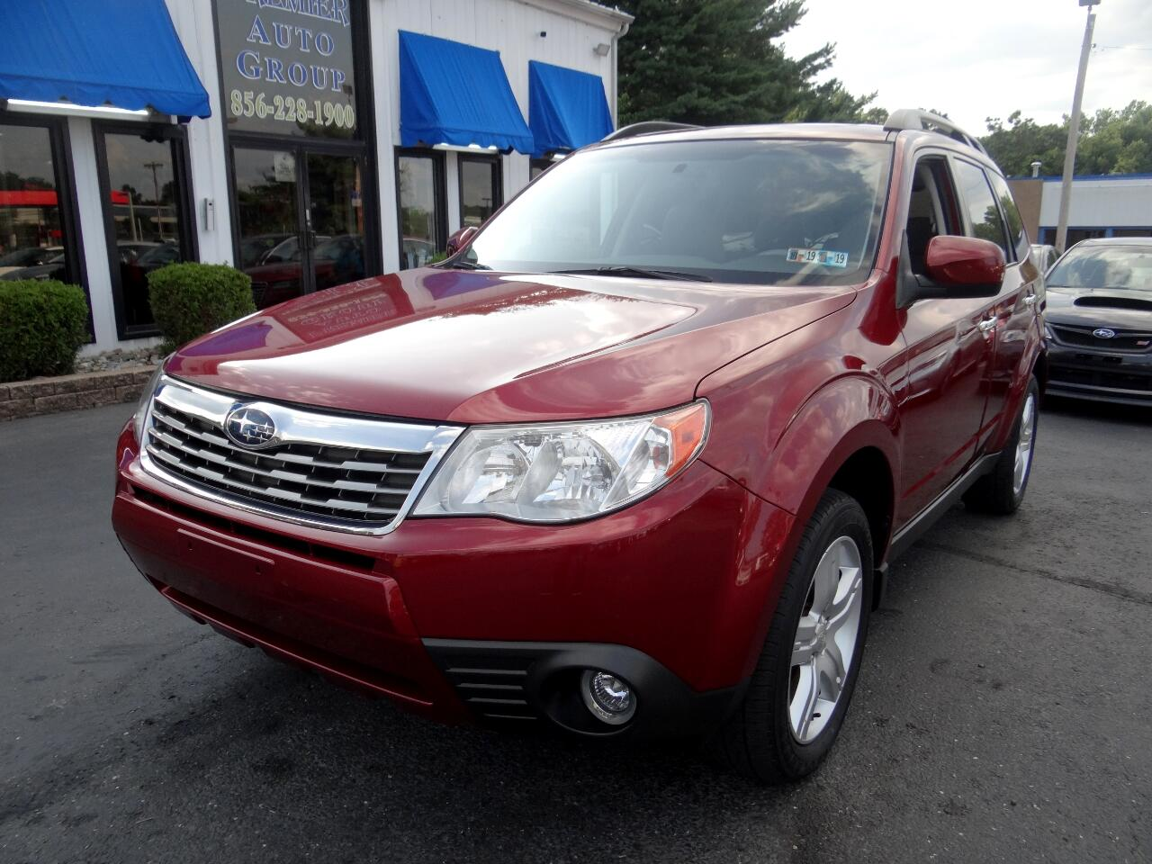 Subaru Forester 4dr Auto 2.5X Limited w/Navigation System 2010