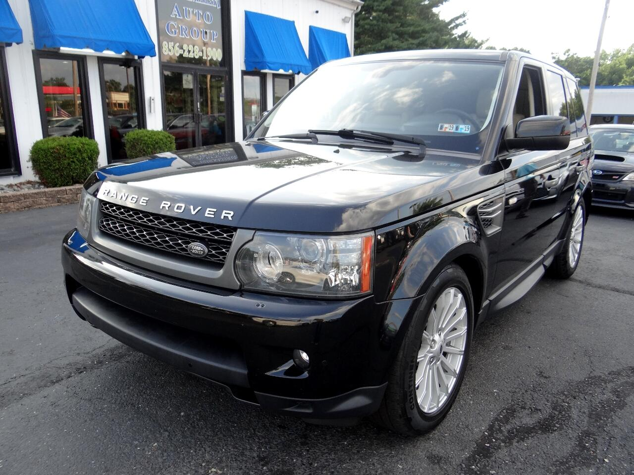 Land Rover Range Rover Sport 4WD 4dr HSE 2011