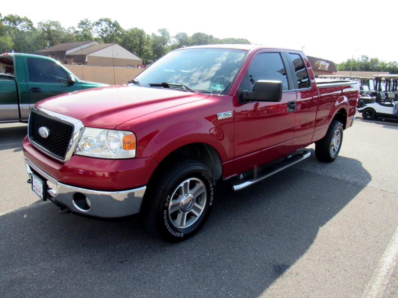 2007 Ford F-150 Supercab 145